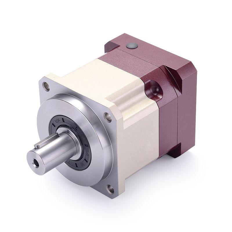 5 arcmin high Precision Helical planeten minderer getriebe 3:1 zu 10:1 für Delta 130mm AC servo motor eingang welle 22mm