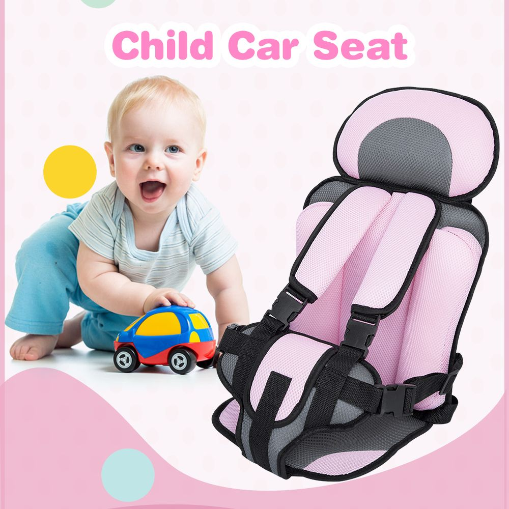 2017 New Car Safety Seats Kids Safety Thickening Cotton Adjustable Kids Children Car Seat Infant Car Seats Child Seat for Cars