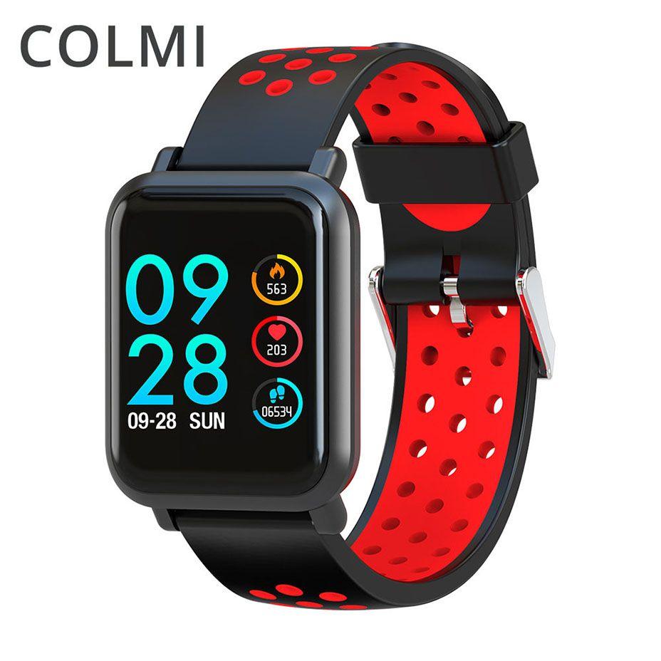 COLMI Smart Band S9 2.5D Gorilla Glass Blood oxygen Blood pressure BRIM Bracelet IP68 Waterproof Activity Tracker Fitness Watch