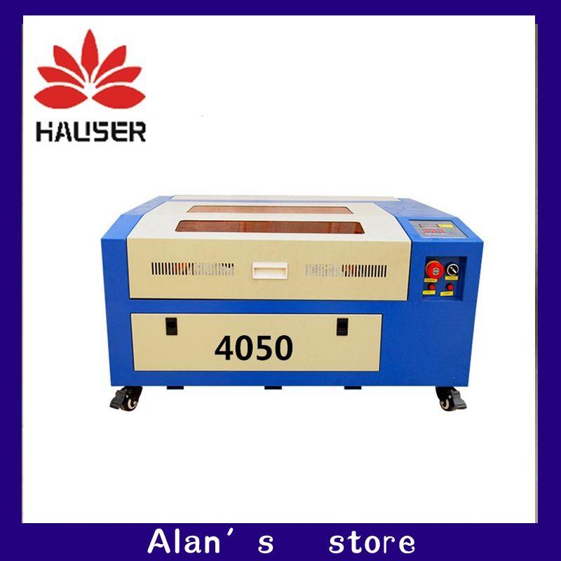 Freeshipping Co2 laser engraving machine  cnc laser ,5040 engraving machine CO2 laser cutter  laser marking machine