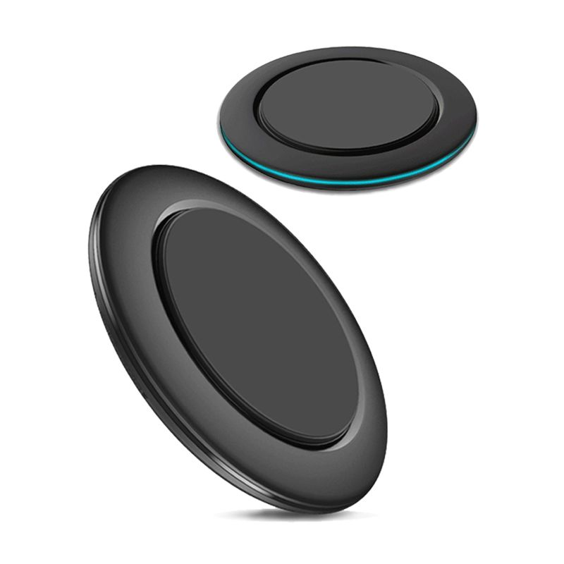 UFO 10W Qi Wireless Charger for Samsung S8/S8+/S7 Edg Fast Wireless Charging for iPhone 8/X Nexus5 Lumia 820 USB Charger Pad