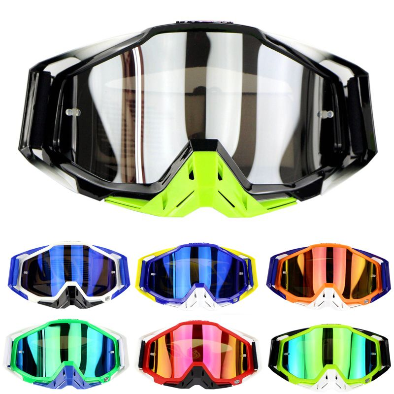 Man Women Gafas Motocross Goggles Glasses MX Off Road Dirt Bike Motorcycle Helmets Goggles Ski Sport Glasses Masque Moto Glasses