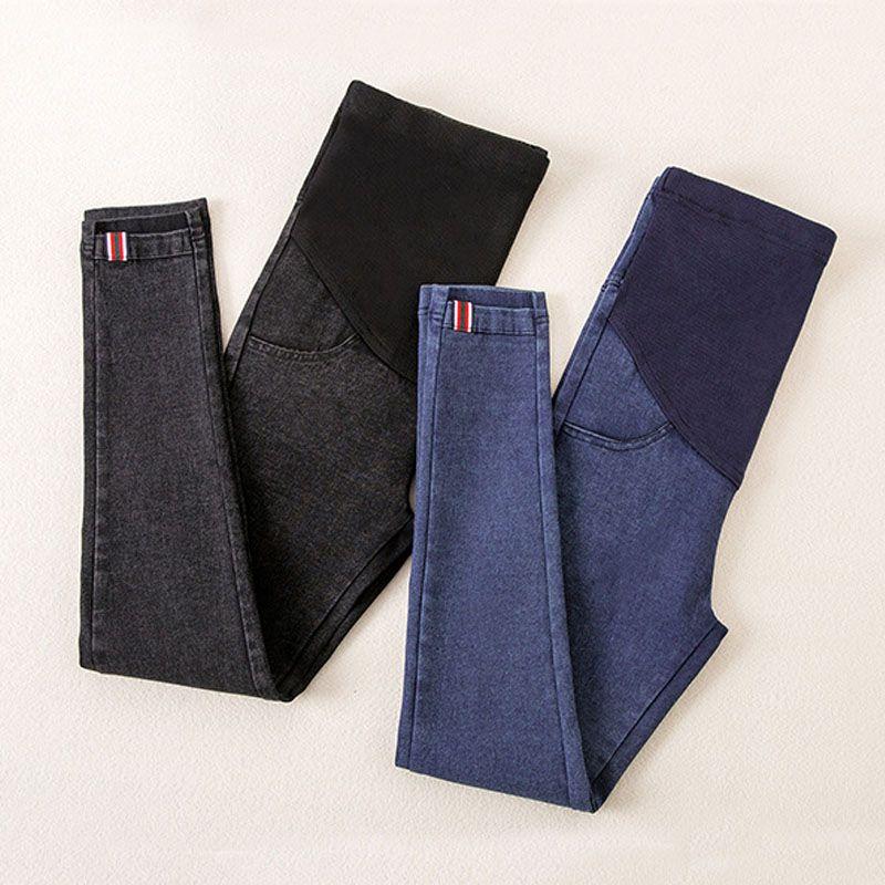 Jean jean maternité pantalon pour femme enceinte vetement allaitement Leggings grossesse pantalon Gravidas Jeans vetement maternité