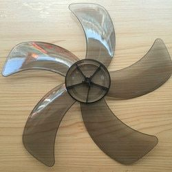 Grand vent 16 pouce 400mm en plastique fan lame pour Multi-marque 400 midea FS40 Série