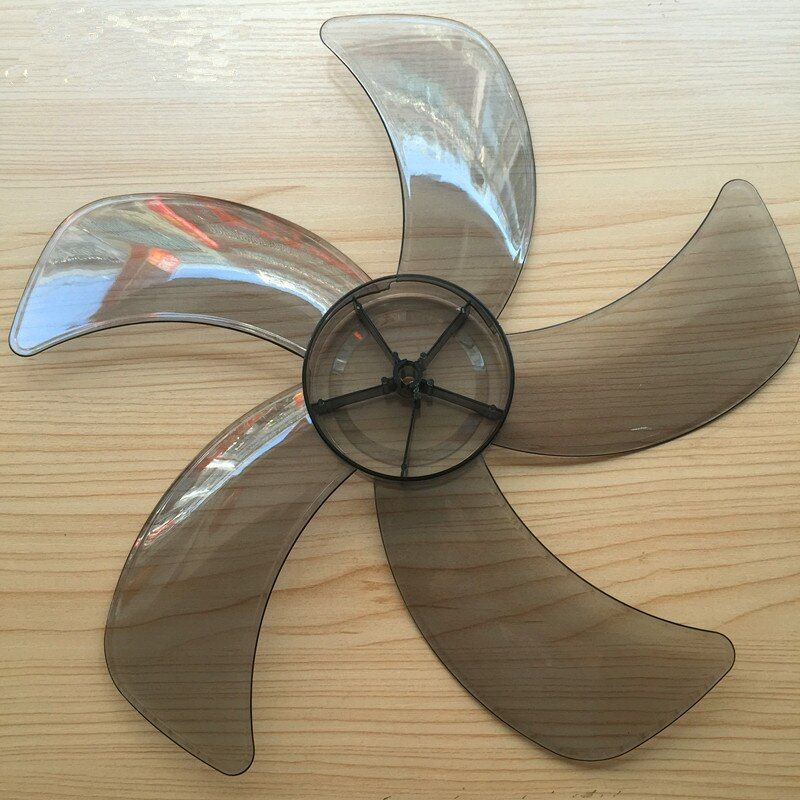 Grand vent 16 pouces 400mm lame de ventilateur en plastique pour multi-marque 400 série midea FS40