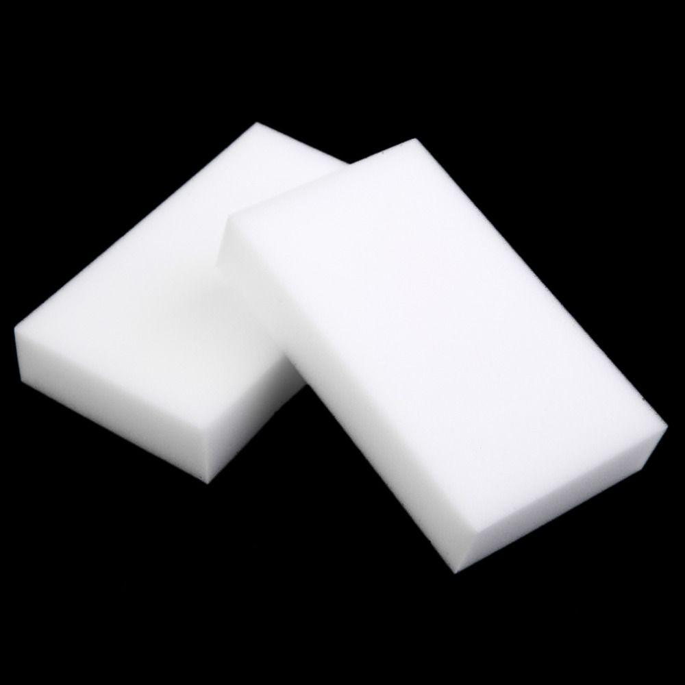 Super sauber 100 stücke multifunktionale Magisches Schwamm-radiergummi-reiniger melamin schwamm küche zubehör 100x60x15mm