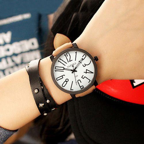 YAZOLE Brand 2018 Casual Fashion Quartz Watch Women Watches Ladies Wristwatches For Female Clock Montre Femme Relogios Feminino