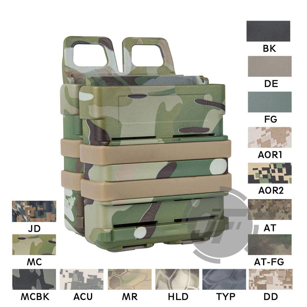 Tactical FastMag Gen3 7,62 Magazin Pouch Ammo Mag Holster Schnelle Reload Heavy Duty Schnelle Mag für MOLLE PALS System