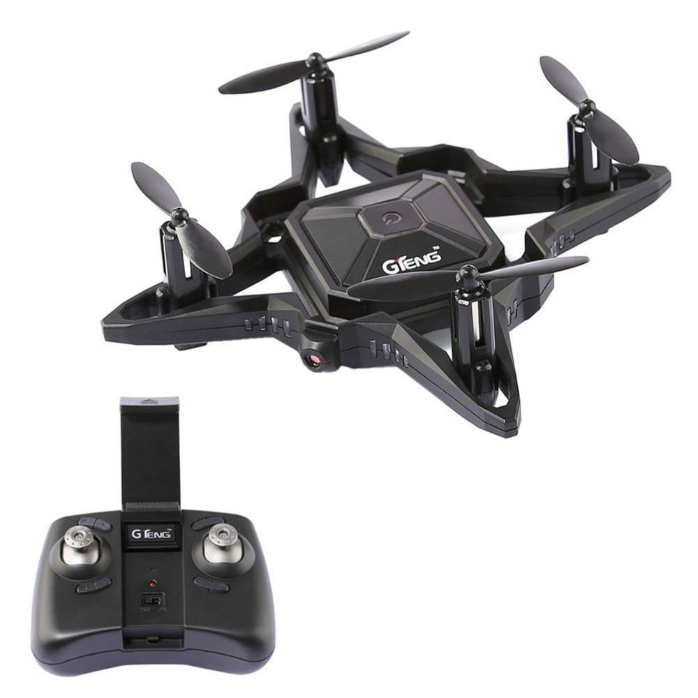 Gteng T911W MINI FPV drone with camera HD rc helicopter drone quadcopter remote control toys quadrocopter copter multicopter