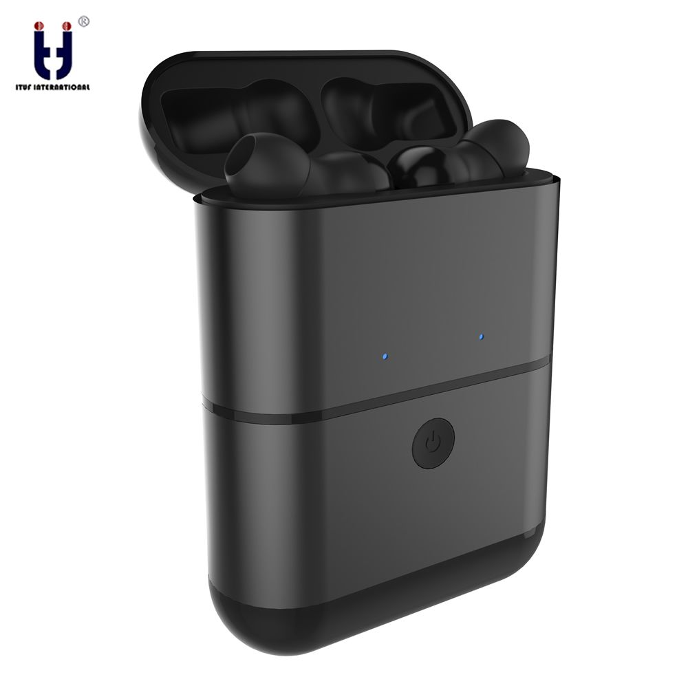 ITUF X2 TWS Mini Earbuds True Wireless Sport Earphones Bluetooth Stereo Handsfree Headset For Apple Mobile Phone IPhone Xiaomi