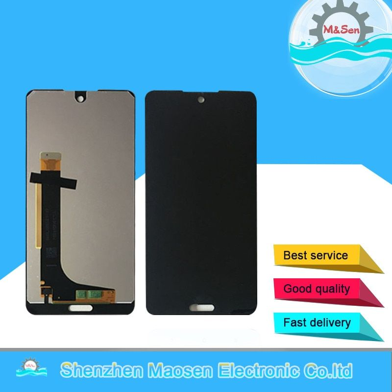M&Sen 2040x1080 For Sharp Aquos S2 LCD screen display+touch screen panel digitizer for Sharp Aquos S2 display +tools