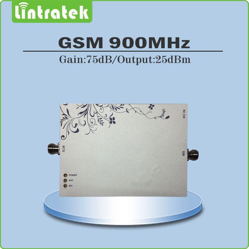 gsm signal booster 900mhz GSM mobile signal repeater Gain 75dB repetidor de sinal celular gsm 900 signal amplifier with AGC/MGC