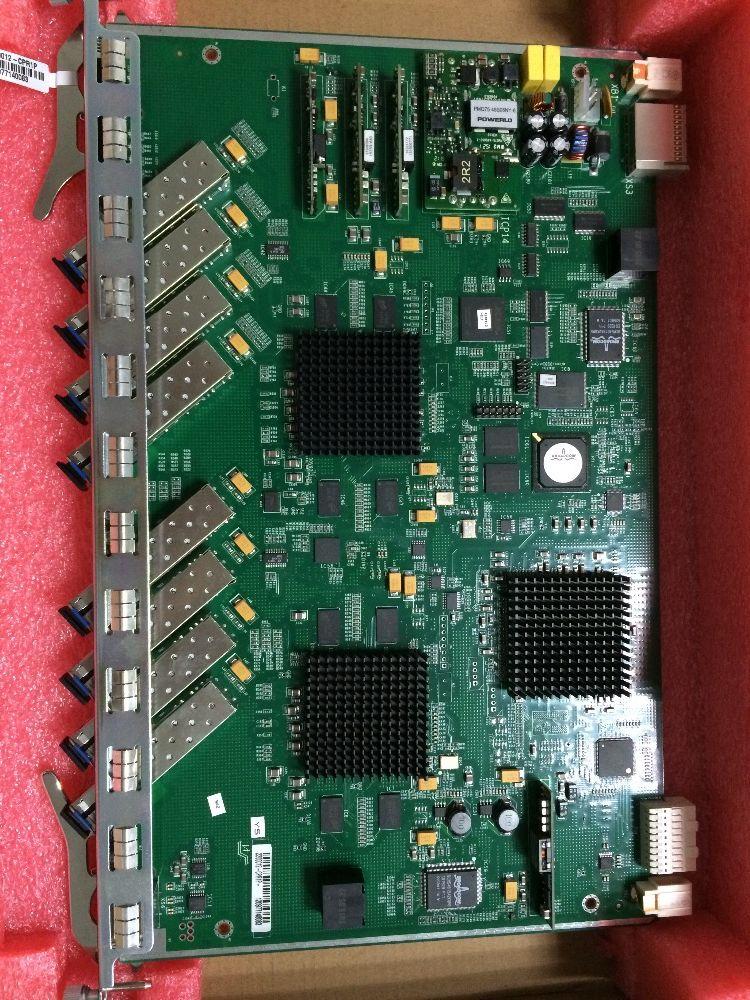 GC8B GPON brett für Fiberhome AN5516-01 OLT 8 ports mit 8 SFP GPON-OLT-Klasse C +