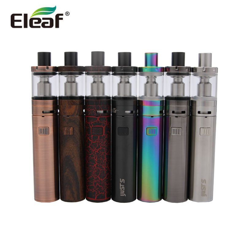100% Original Eleaf iJust S Kit 3000mah iJust S Battery with 4ml iJust S Atomizer ECL 0.18ohm Head iJust Kit