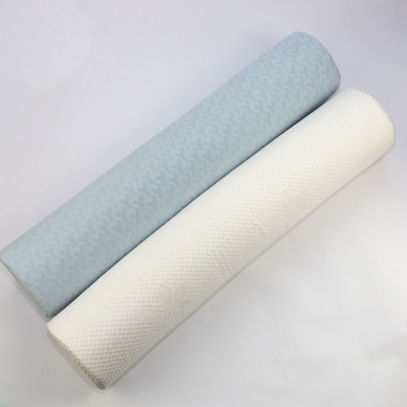 Pregnant Women To Protect The Waist Latex Cervical Strip Adult Large Cylindrical Memory Bed Natural Massage Cylindrical Pillow