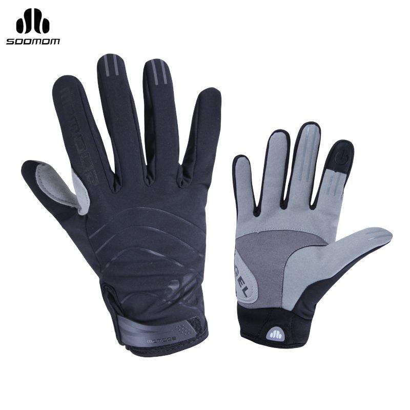 SOBIKE Thermische Skifahren Handschuhe Handschuhe Winddicht Wärmeren Winter Handswear Thermische Touchscreen Für Schnee Handschuhe Männer Frauen Ski Sport