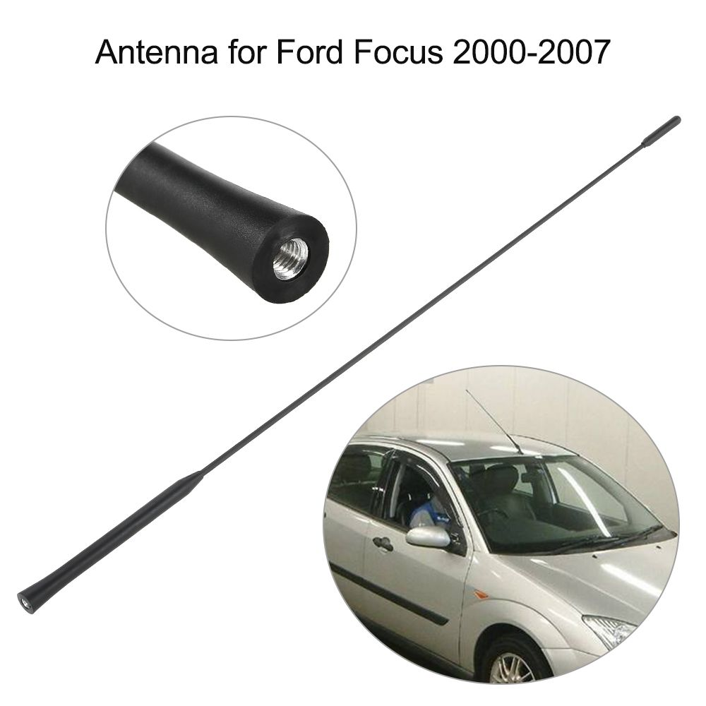 21.5 Roof AM/FM Antenna Mast for Ford Focus 2000-2007 98BZ18A886AA-CR198