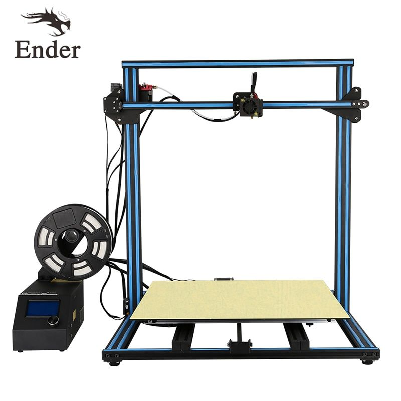 2018 CR-10/CR-10s 4s 5s 3D Printer KIT Dual Z Rod Filament Monitoring Alarm,Continuation Print Large print size Creality 3D