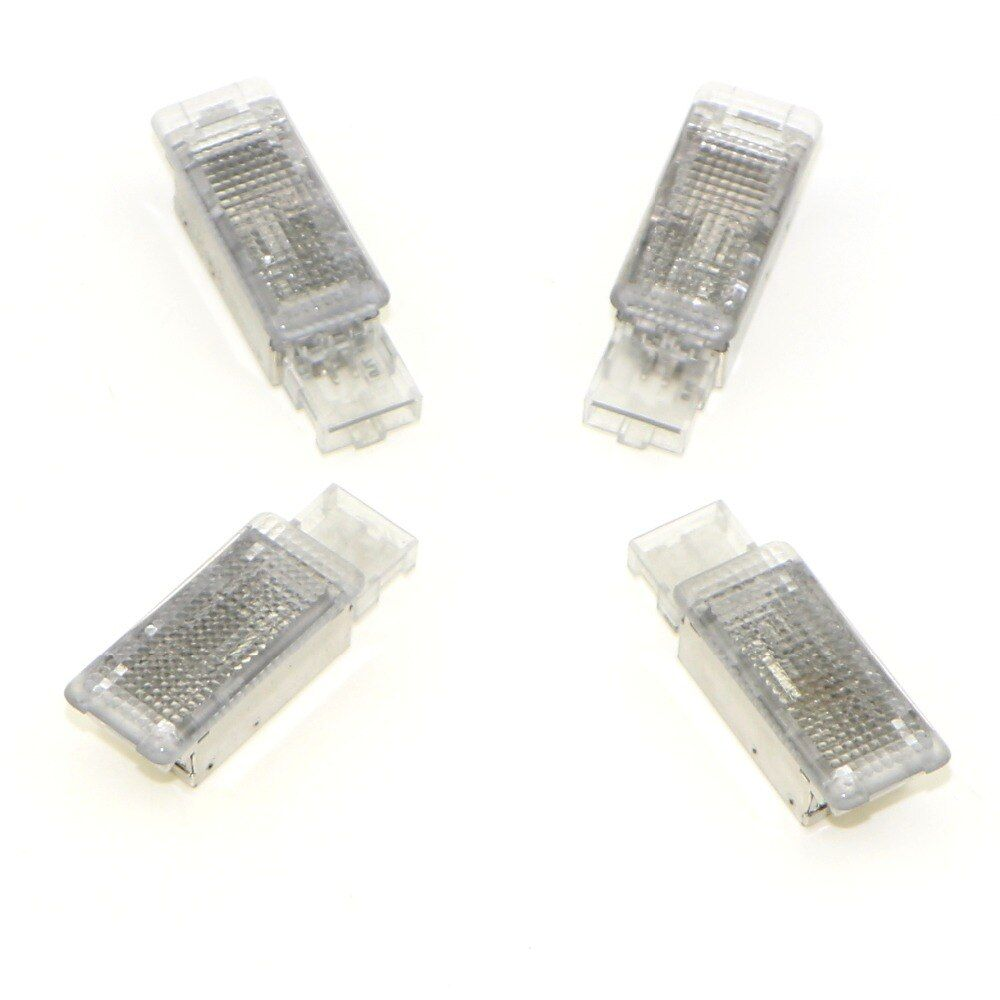 4 шт. saborway сигнальная лампа бардачок Магистральные свет для Touareg 7L EOS Гольф Jetta Passat B6 06-10 Tiguan 7L0947415 7L0 947 415