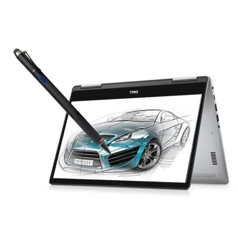 Stylus Pen Active Capacitive Touch Screen For Dell XPS 13 15 12 Inspiron 3003 5000 7000 chromebook 3189 3180 3380 11 Laptop Case