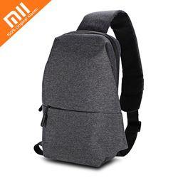 Original Xiaomi Mi Backpack 4L Polyester Bag Urban Leisure Sports Chest Pack Bags Men Women Small Size Shoulder Unisex Rucksack