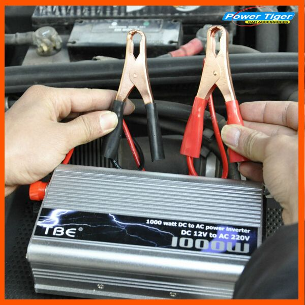 1000 Watt 1000W Car Power Inverter DC12V 24V 48V to AC 220V 110V Inverter Modified Sine Wave USB Adapter Converter