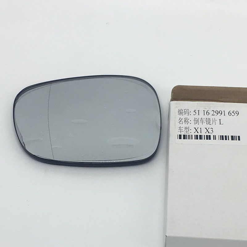 Left Hand Heated Mirror Glass for BMW X1 X3  51 16 2991 659 51162991659 2009-2014
