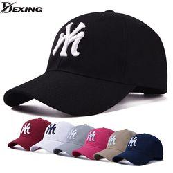 Noir Adulte Unisexe Casual Casquettes de Baseball mode Snapback chapeaux pour hommes femmes noir sport gorras mon cap