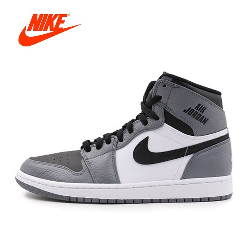 Original Original New Arrrival Official Nike Air Jordan 1 Men's Retro High-Top Basketball Shoes Sports Sneakers