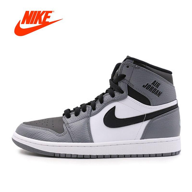 Original Original New Arrrival Official Nike Air Jordan 1 Men's Retro High-Top Basketball Shoes Sports Sneakers