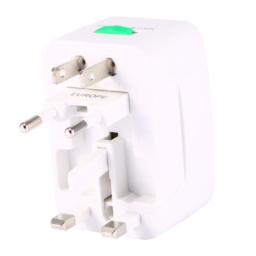 Universal travel adapter Electrical Power Plug Adapter US UK AU european plug adapter adaptador power socket charger adapter