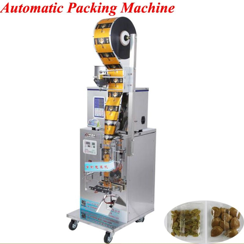 Zurück Dicht Kleinen Partikel Automatische Verpackung Maschine Lebensmittel Vertikale Verpackung Maschine Tee Pulver Verpackung Maschine ZD-B30