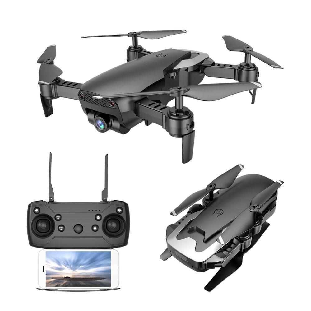 M69 FPV RC Drone with 720P Wide-angle WiFi Camera HD Foldable RC Quadcopter Helicopter VS VISUO XS809HW E58 E61 X12 Dron