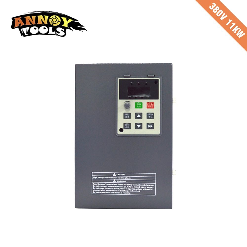 Hot Sales 11KW 380V Input Frequency Inverter 25A 380V 3 Phase Output Mini Frequency Drive Converter V8 Series