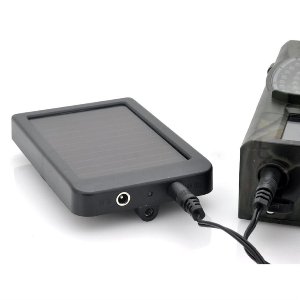 HC300M HC500G HC500M Photo Traps Hunting Game Camera Battery Solar Panel Charger External Solar Power Panel  for Trail Camera