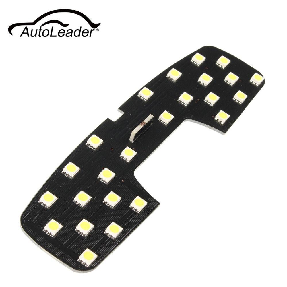 Интерьер автомобиля света для Ford Ecosport/Focus 2 MK2 2007-2014 светодиодные лампы для чтения крыша светодиодные лампы
