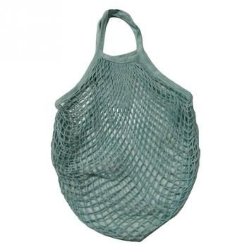 NEW 1PC Reusable String Shopping Grocery Bag Shopper Tote Mesh Net Woven Cotton Bag Hand Totes