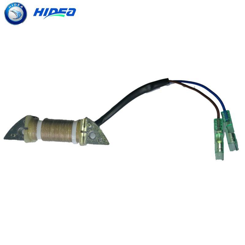 Hidea зарядки катушки 2 ход 15hp для Yamaha 63v-85520-01 подвесной Двигатели для автомобиля