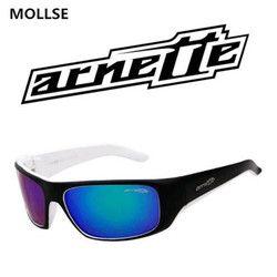 Mllse 2017 Arnett gafas de sol de marca para hombres y mujeres divertirse con médicos diseñador gafas moda gafas de sol hombre UV400