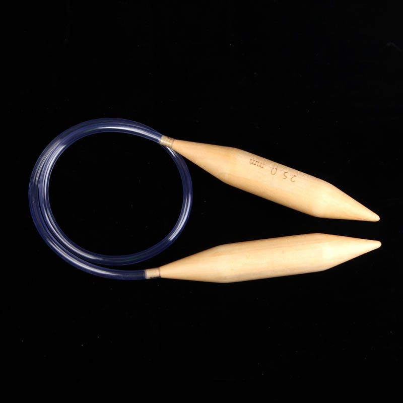 15 мм 20 мм 25 мм спицы круговые спицы Исландия шерсть needlesdiy Вязание инструменты Вышивание поставки