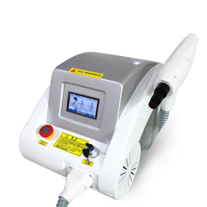 1064nm 532nm 1320nm ND YAG Laser Tattoo Entfernung Augenbraue Pigment Entfernung Augenbraue Linie Schönheit Maschine Salon Zentrum Hautpflege Werkzeug
