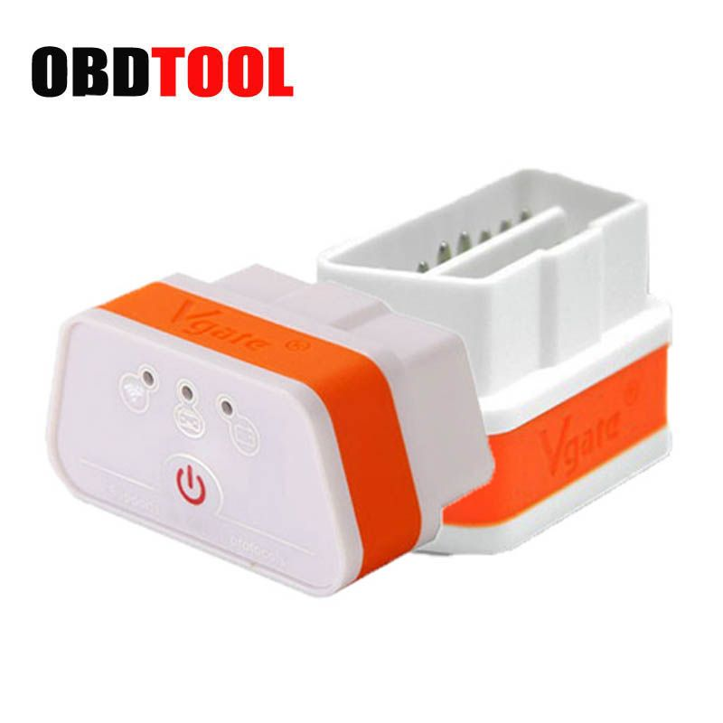 Newest iCar 2 Wifi For Android/ IOS/PC iCar2 ELM327 odb2 WIFI odb 2 Version Code Reader ELM 327 Wi-Fi Scanner 6 colors JC10