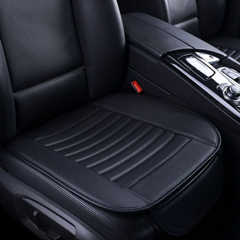 general car seat cushions,universal non-rollding up pads single non slide car seat covers,not moves auto cover