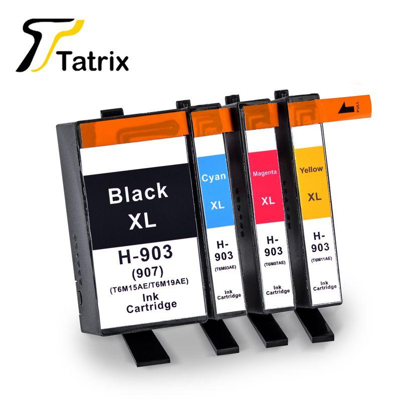 Tatrix For HP 903XL Ink Cartridge For HP Officejet Pro 6960 6961 6963 6964 6965 6966 6968 6970 6971 6974 6975 6976 6978 6979