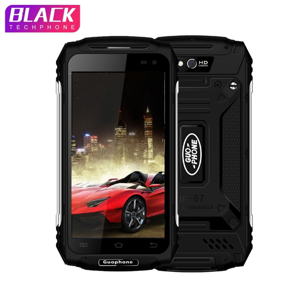 Guophone X2 4G Smartphone Android 6.0 MT6737 Quad Core 5.0