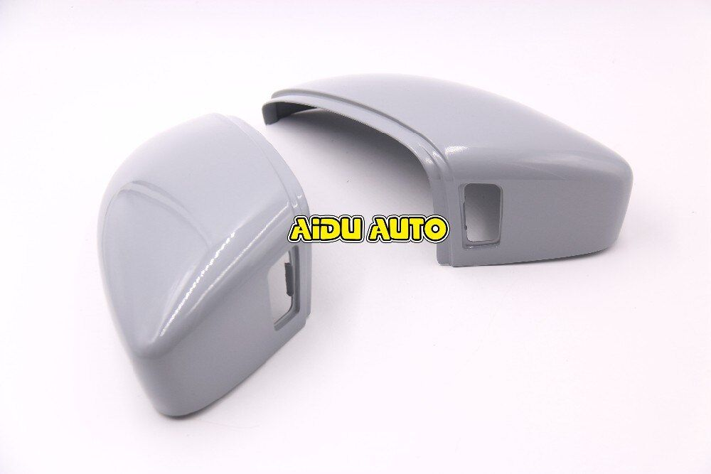 1 Pair Of OEM Side Assist Mirror Covers For VW CC Passat B7 Outside mirrors 3C8 857 538 A 3C8 857 537 A