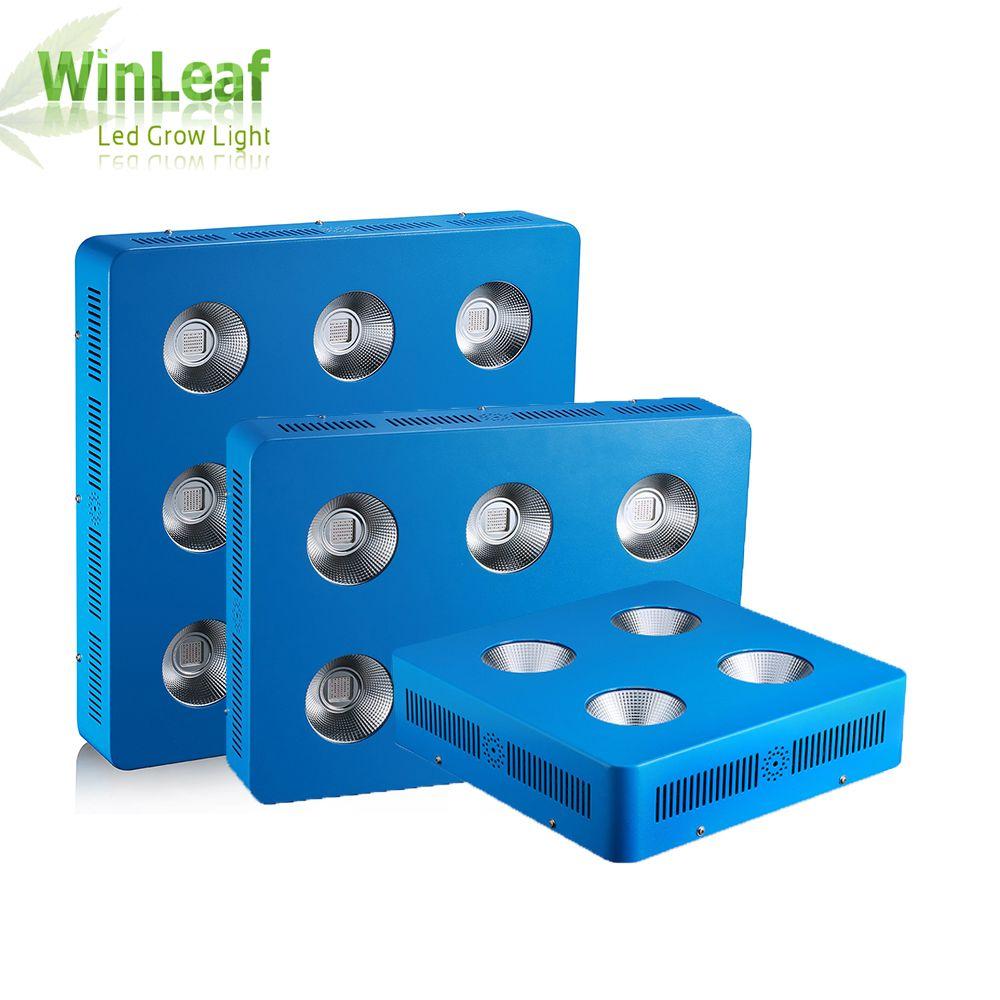 Dominator 400 W 800 W 1200 W 1800 W COB LED Élèvent des Lumières Plein Spectre pour les Légumes, la culture hydroponique, à effet de serre Usine élèvent et bloom