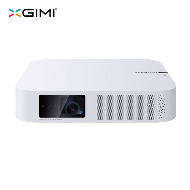 Smart Projector XGIMI Z6 Polar 1080P Full HD 700 Ansi Lumens LED DLP Mini Projector Android 6.0 Wifi Bluetooth Smart Home Theat