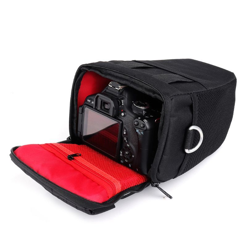 Étui pour appareil Photo Sac Photo Pour Canon EOS 4000D M50 M6 200D 1300D 1200D 1500D 77 80D D3400 D5300 760D 750D 700D 600D 550D 10166