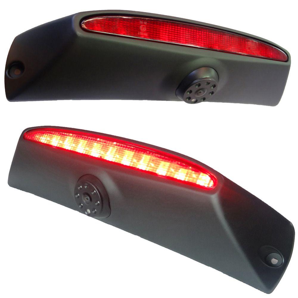 Nacht Vision Dritten Auto Bremslicht Kamera Autorückseitenkamera für Iveco Daily 2011-2014 mit 1/3 SONY CCD Sensor Wasserdichte